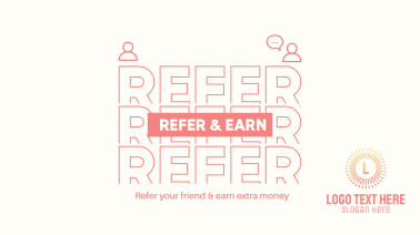 Refer A Friend & Earn Facebook event cover