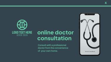 Online Consultation Facebook event cover