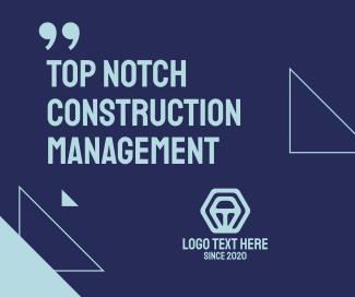 Construction Agency Testimony Facebook post