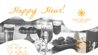 Happy Hour Facebook event cover