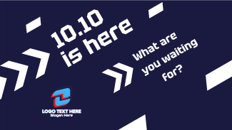 10.10 Flash Sale Facebook event cover