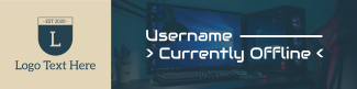 Gaming Computer Chair Twitch banner