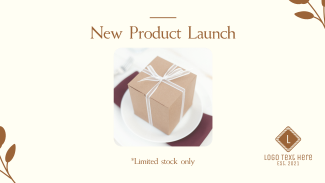 New Product Launch Facebook event cover