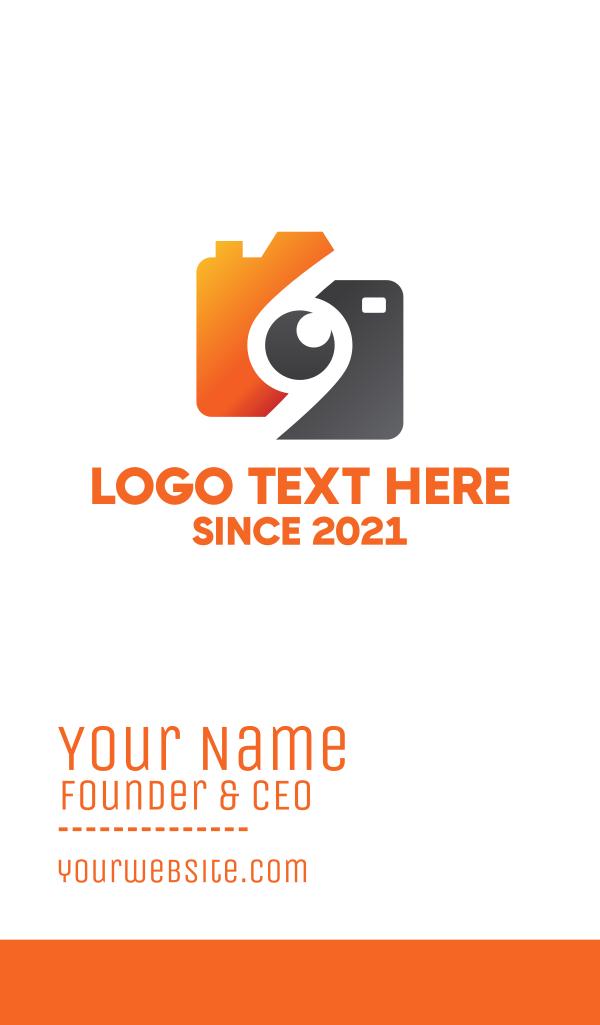 Camera Eye Photography Business Card