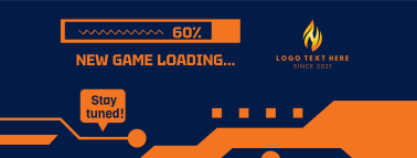 New Game Loading Facebook Cover