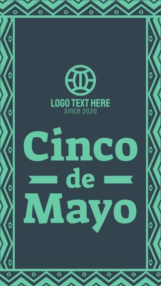 Cinco De Mayo Facebook story