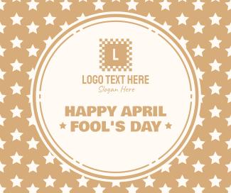 April Fool's Day Facebook post