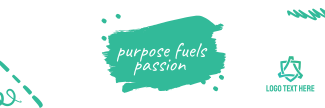 Purpose Twitter header (cover)