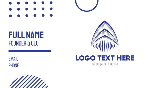 opera house - Elegant Opera House Business card horizontal design