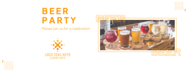 Beer Party Facebook cover