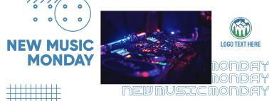 DJ Music Set Facebook cover