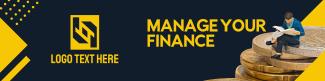Finances LinkedIn banner