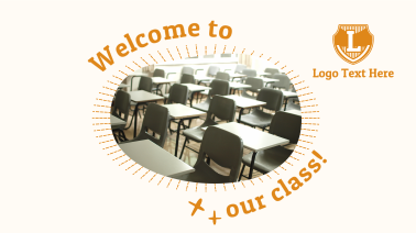 Welcome to our Class Facebook event cover