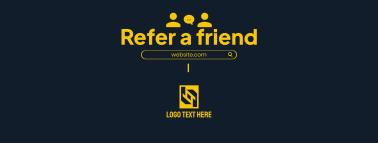 Refer A Friend Facebook cover