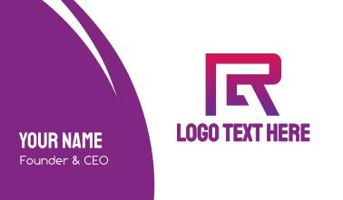 Tech GR Gaming  Business Card