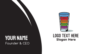 Drink Load Business Card
