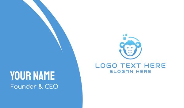 Tech Monkey Business Card
