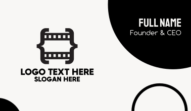 Code Film Business Card