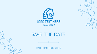 Save the Date Leaves Facebook Event Cover