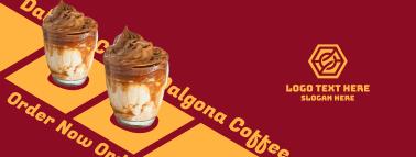 Dalgona Coffee Feature Facebook cover