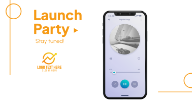 New Song Launch Party Facebook Event Cover