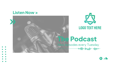 Podcast Stream Facebook event cover