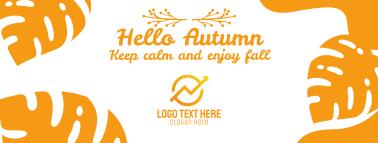 Autumn Season Facebook cover
