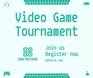 Game Tournament Facebook post