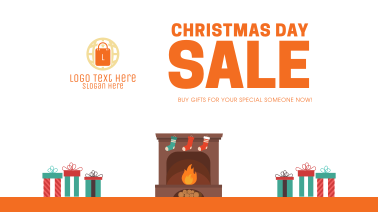 Christmas Day Gift Facebook event cover