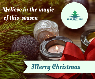 Christmas Season Facebook post
