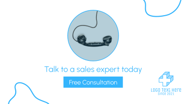 Talk To A Sales Expert Facebook Event Cover