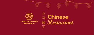 Chinese New Year Lanterns Facebook cover