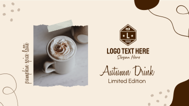 Autumn Drink Facebook event cover