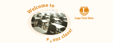 Welcome to our Class Facebook cover