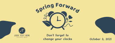 Change your Clocks Facebook cover