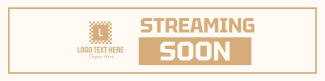 Streaming Soon Twitch banner