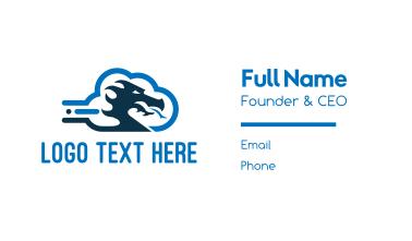 Dragon Cloud Business Card