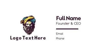 Bearded Sultan Business Card