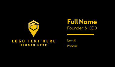 Hive Place Business Card