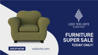 Furniture Super Sale Facebook event cover