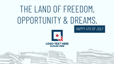 Celebrate 4th of July Facebook event cover