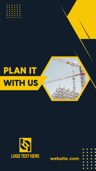 Construction Business Solutions Facebook story