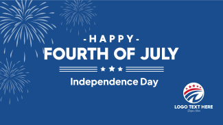Fourth of July Fireworks Facebook event cover