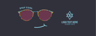 Stay Cool Glasses Facebook cover