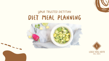 Diet Meal Planning Facebook event cover