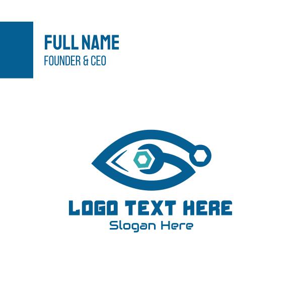 Eye Fix Business Card