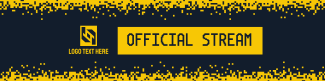 Official Stream Twitch banner