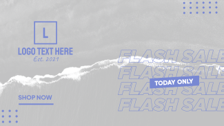 Flash Sale Facebook event cover