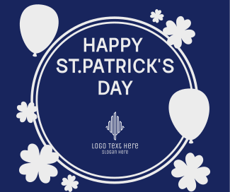 St. Patrick's Day Facebook post