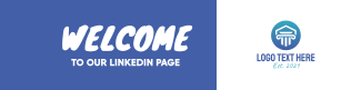Simple and Generic LinkedIn banner